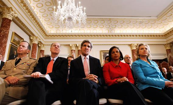 the negotiator: will kerry outdo clinton?