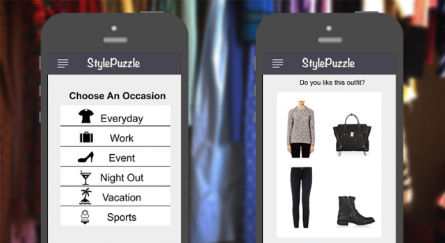 Stylepuzzle App Inventory Your Closet And Let Your Phone