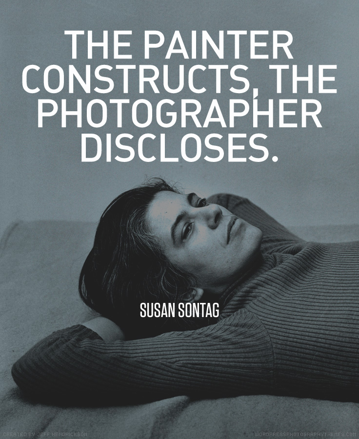 against interpretation susan sontag essay Involved interpreting the texts the way that i saw it after reading poetics by aristotle and against interpretation by susan sontag, i now realize that it.