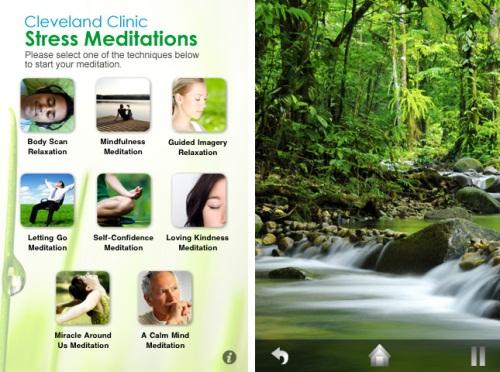 Cleveland Clinic Meditation App