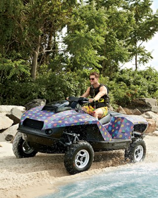 His & Hers Vilebrequin Quadski Each $50,000
