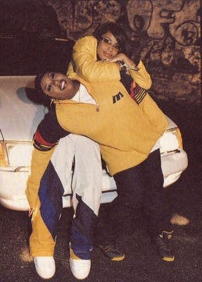 missy + aaliyah