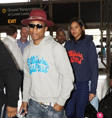 skateboard p + his wifey