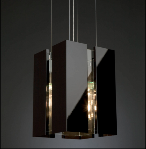 Quartet pendant lamp by Jan des Bouvrie
