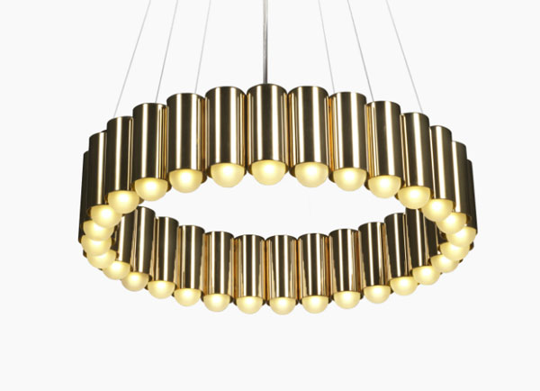 carousel pendant light by lee brown {propertyfurniture.com}
