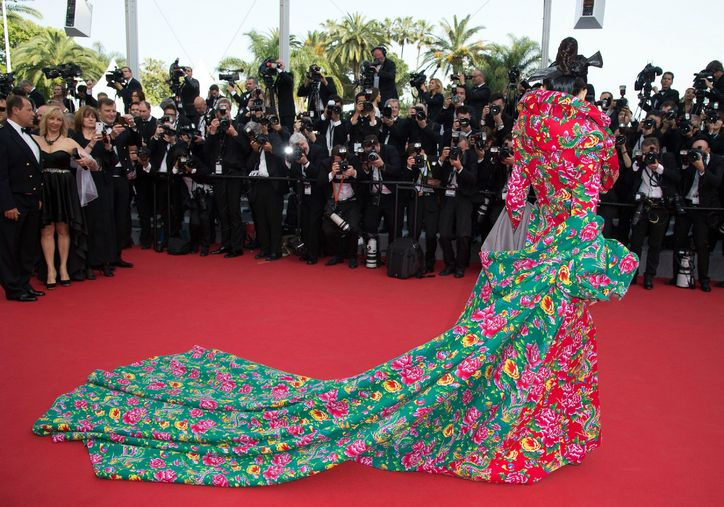 viann-zhang-floral-dress-cannes-2015-w724