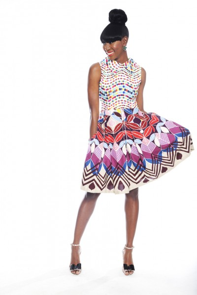 Boahinmaa Jo Dress/ Made to order $168.89