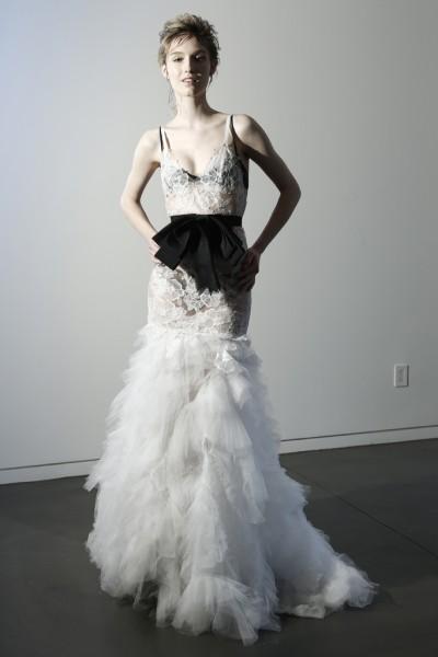 Vera Wang Bridal Spring 2016