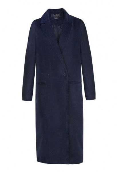 the fifth new moon structured coat, $142