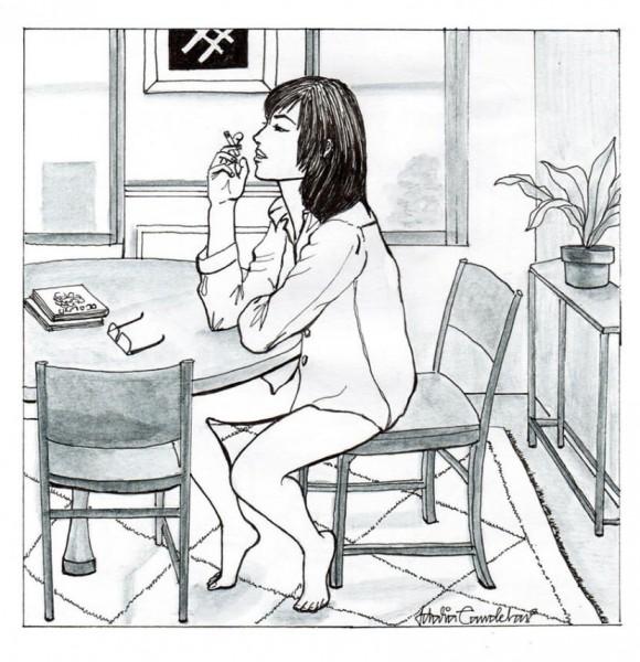 being-single-woman-illustrations-idalia-candelas-5-830x858