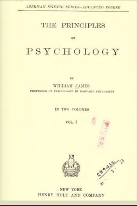 The Principles of Psychology is a two-volume introduction to the study of the human mind. Based on his classroom lessons and first published in 1890, James has gathered together what he feels to be the most interesting and most accessible information for the beginning student. Psychology, according to James, deals with thoughts and feelings as its facts and does not attempt to determine where such things come from. This would be the realm of metaphysics, and he is careful to avoid crossing over from science into philosophy. This first volume contains discussions of the brain, methods for analyzing behavior, thought, consciousness, attention, association, time, and memory. Anyone wanting a thorough introduction to psychology will find this work useful and engaging. American psychologist and philosopher WILLIAM JAMES (1842-1910), brother of novelist Henry James, was a groundbreaking researcher at Harvard University and one of the most popular thinkers of the 19th century. Among his many works are Human Immortality (1898) and The Varieties of Religious Experience: A Study in Human Nature (1902).