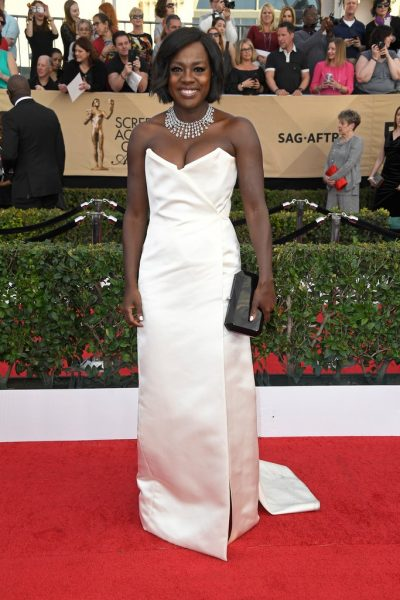 Viola Davis in Nirav Modi Photo: Frazer Harrison