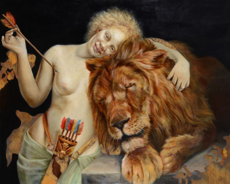The Virgin/Lioness