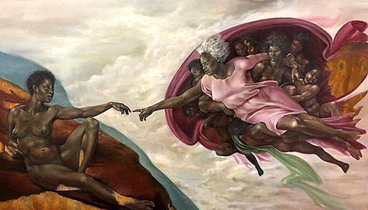 The Creation of God
